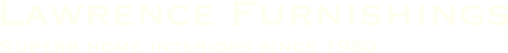 Lawrence Furnishings logo