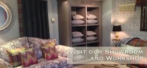 visit our showroom and workshop