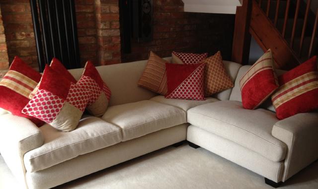 Bespoke Sofa Corner Units - Northamptonshire & Oxfordshire
