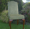 The Glendale Cabriole Dining Chair - Northamptonshire