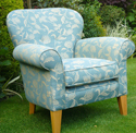 The Hamilton Chair - Bespoke Furniture