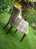 The Hummer Chair - Bespoke Furniture in Northampton