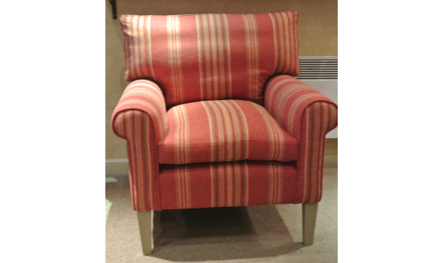 The Jackson Chair - Bespoke Furniture in Northampton