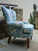 Arm Chair - Bespoke Furniture in Northamptonshire