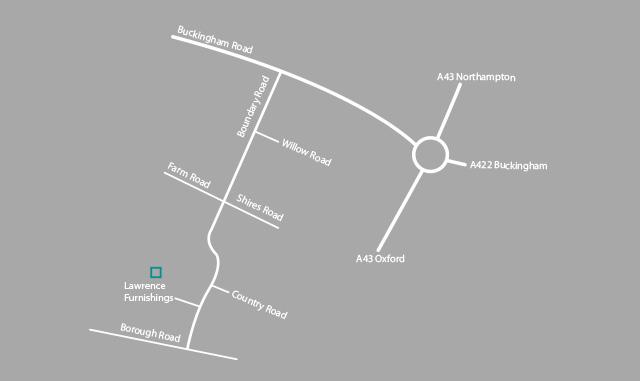 lawrence Furnishings, Bespoke furniture, home interiors, curatins, Brackley, Northamptonhire, Oxfordshire and buckinghamshire