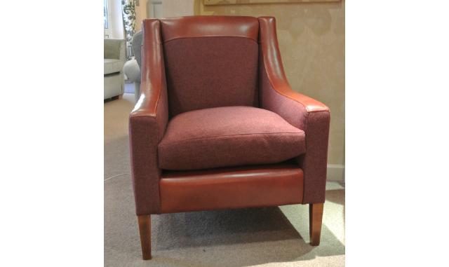 The Meridian Chair - Bespoke Furniture Made in Brackley