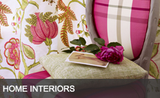 Home Interiors, Interior Design Service, Excellent Customer Care, Designer Fabrics, Wallpapers & Paints, In House Fabric Library, Showroom & Workshop