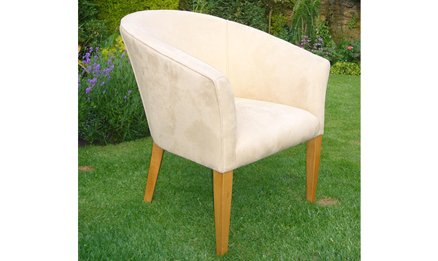 The Tub Chair - Hande Made in Brackley, Northamptonshire