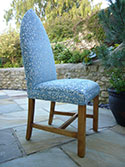 The Glendale Vault Dining Chair - Bespoke Furniture